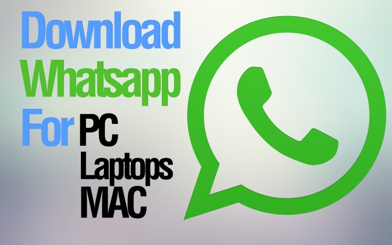 Whatsapp application for pc download